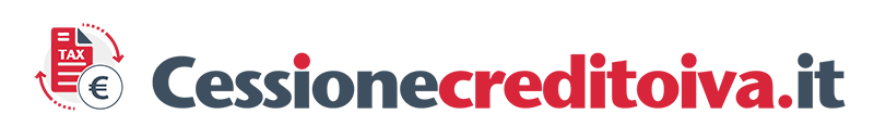 Cessione Credito Iva piattaforma Web logo
